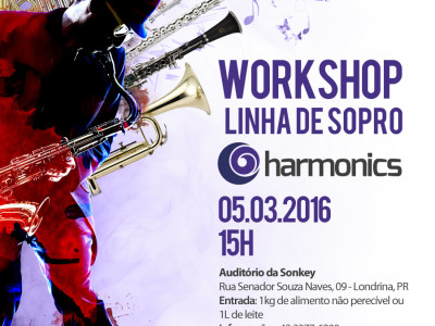 Workshop de Sopro Harmonics