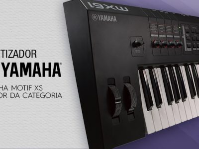 Teclado Sintetizador MX61 YAMAHA