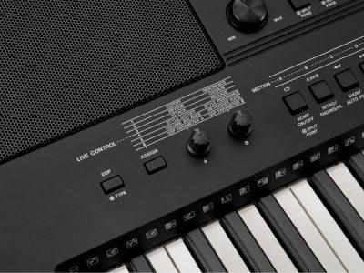 Teclado Arranjador PSR-E453 YAMAHA – A sua ferramenta de potência musical!
