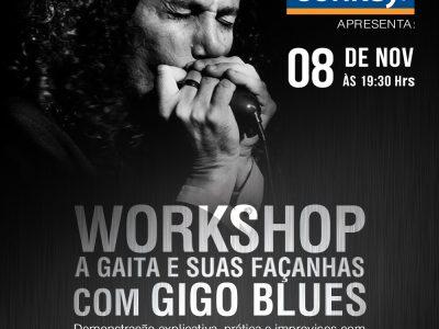 WORKSHOP A Gaita e suas façanhas   Com Marcelo Fernandes