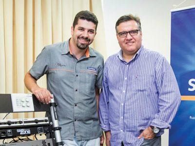 SONKEY LANÇA SISTEMA DE ÁUDIO AMBIENTE DA YAMAHA.