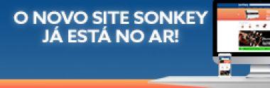 Variedade de marcas e produtos, novos recursos, novos serviços e de cara nova. Este é o site da Sonkey – A Especialista da Cidade!