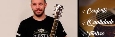 Apresentação da nova linha de violões Yamaha com Gustavo Dübbern na Sonkey